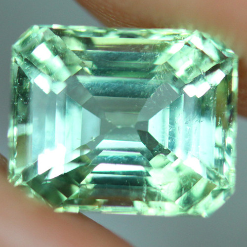 2.61 CT CERTIFIED  Copper Bearing Mozambique Paraiba Tourmaline-PR817