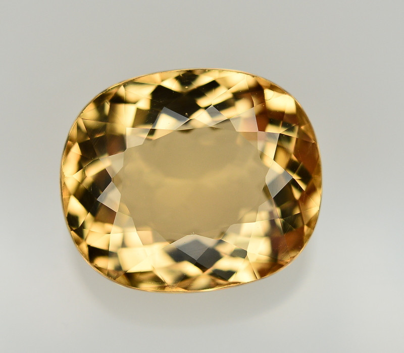 6.90 Ct Natural Heliodor ~ AAA Grade ~ Yellow Color