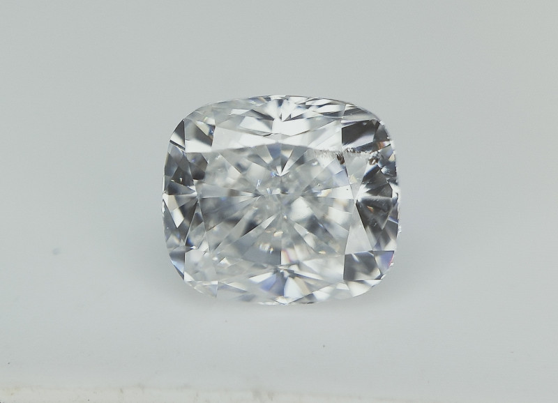 0.50 cts , Cushion Brilliant Cut Diamond , Half carat Diamond