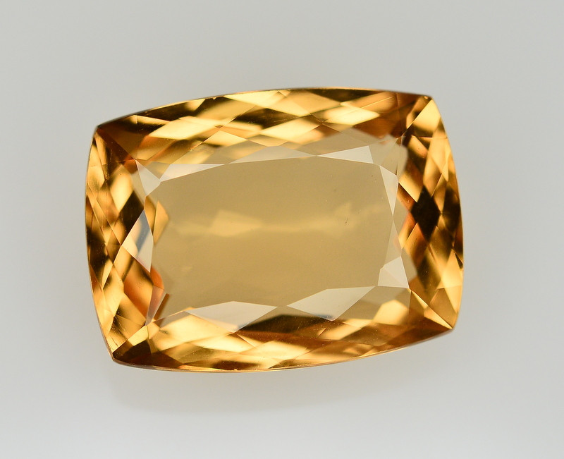 8.15 Ct Natural Heliodor ~ AAA Grade ~ Yellow Color