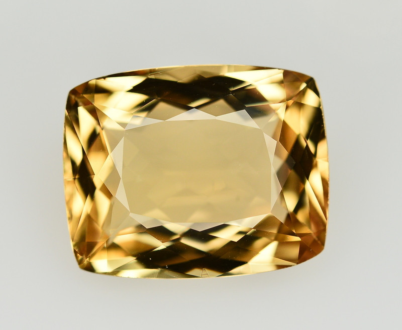 8.05 Ct Natural Heliodor ~ AAA Grade ~ Yellow Color