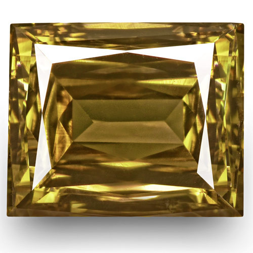 IGI Certified South Africa Fancy Color Diamond, 1.37 Carats, Fancy Brown