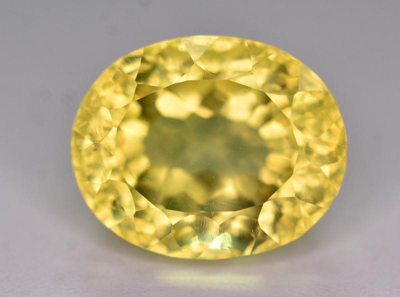 Fancy Cut 7.65 Ct Natural Citrine Gemstone