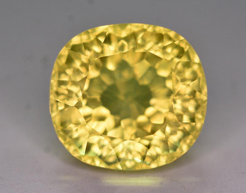 Fancy Cut 11.30 Ct Natural Citrine Gemstone