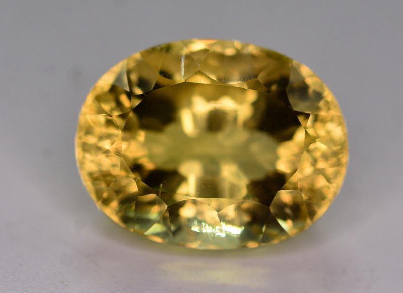 Fancy Cut 8.65 Ct Natural Citrine Gemstone