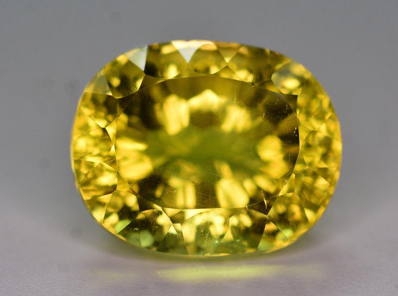 Fancy Cut 9.85 Ct Natural Citrine Gemstone