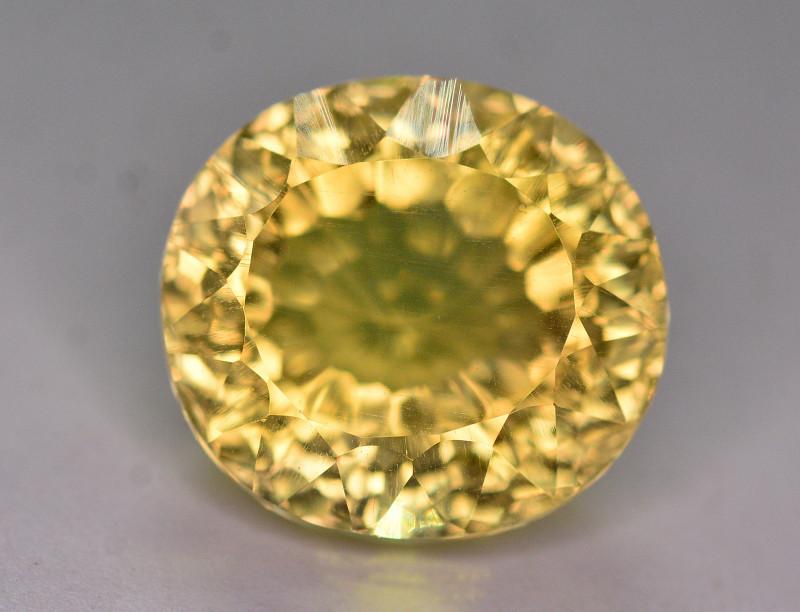 Fancy Cut 10.45 Ct Natural Citrine Gemstone