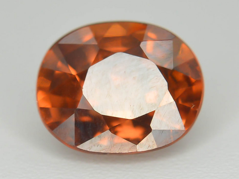 2.0 ct Imperial Zircon Untreated Cambodia