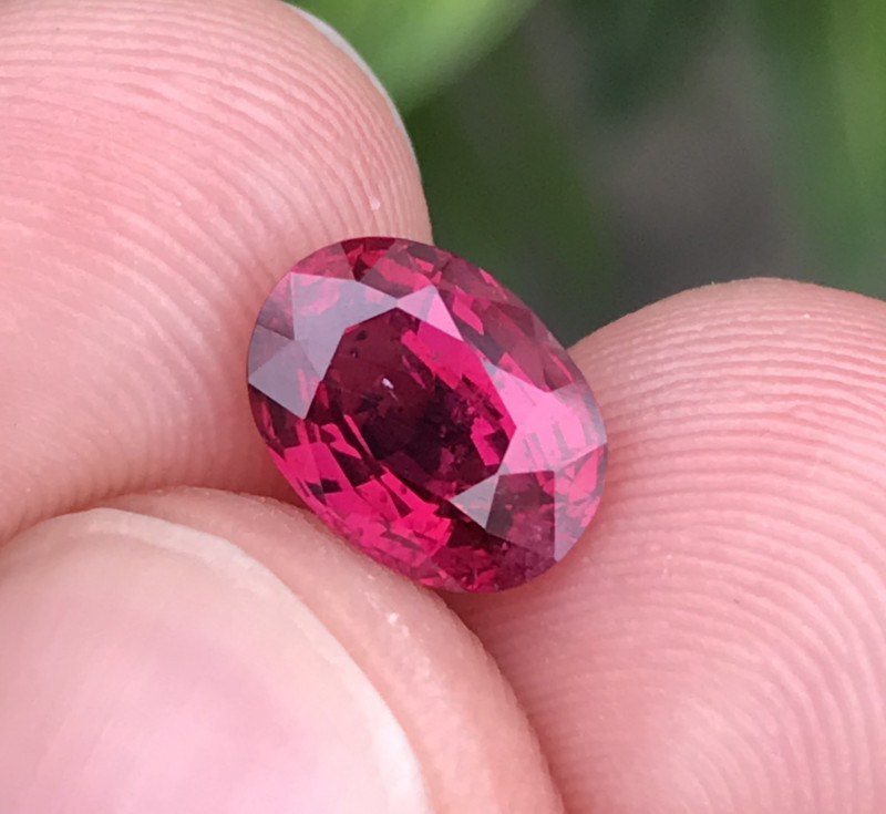 3.15 Carat pigeon blood  Ruby Gemstone