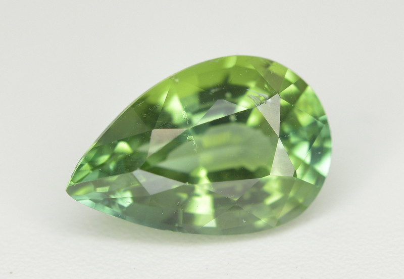 Amazing Color 2.70 Ct Mint Green Tourmaline From Afghanistan