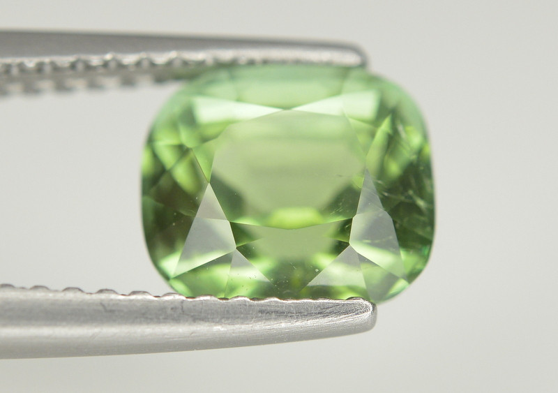 Amazing Color 1.90 Ct Mint Green Tourmaline From Afghanistan