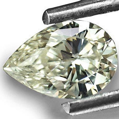 South Africa Fancy Color Diamond, 0.38 Carats, L (On a Scale of