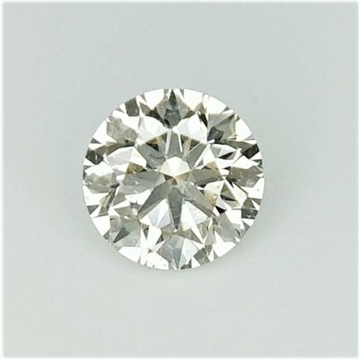 0.36 cts , Round Diamond , Light Color Diamond , WR1143
