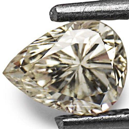 Guinea Diamond, 0.67 Carats, J (On a Scale of