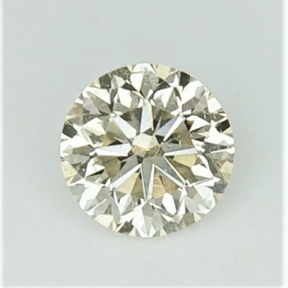 0.32 CTS , Yellow Natural Diamond , Light Color Diamond , WR1150