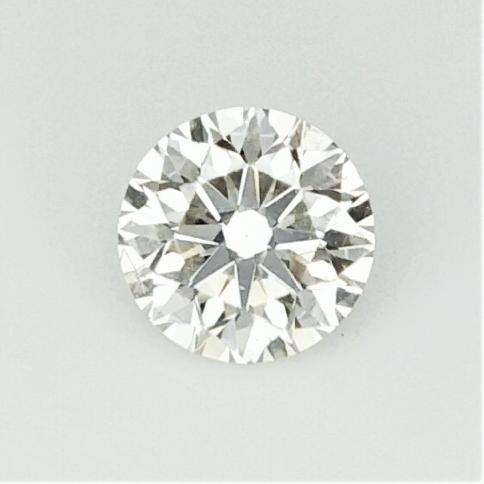 0.21 CTS , Round Natural Diamond , Yellow Natural Diamond , WR1159