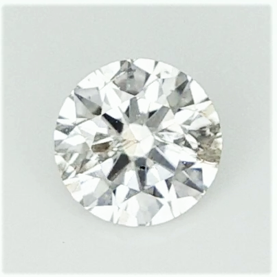 0.20 cts , Light Yellow Natural Diamond  , Natural Color Diamond , WR1160