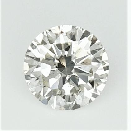 0.39 cts , Yellow Natural Diamond , Loose Natural Diamond