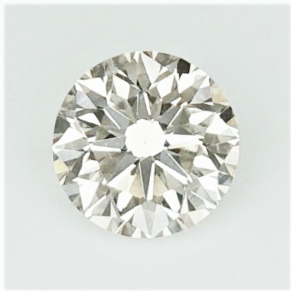 0.30 cts , Natural Round Brilliant Diamond , 4 mm Diamond , WR1174