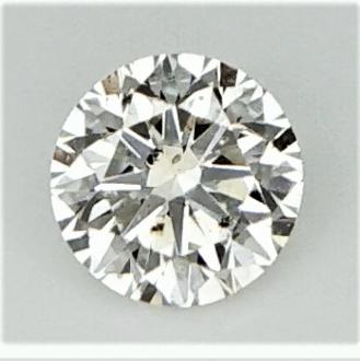 0.196 CTW , Natural Diamond Gemstone , Loose Natural Diamond , WR118
