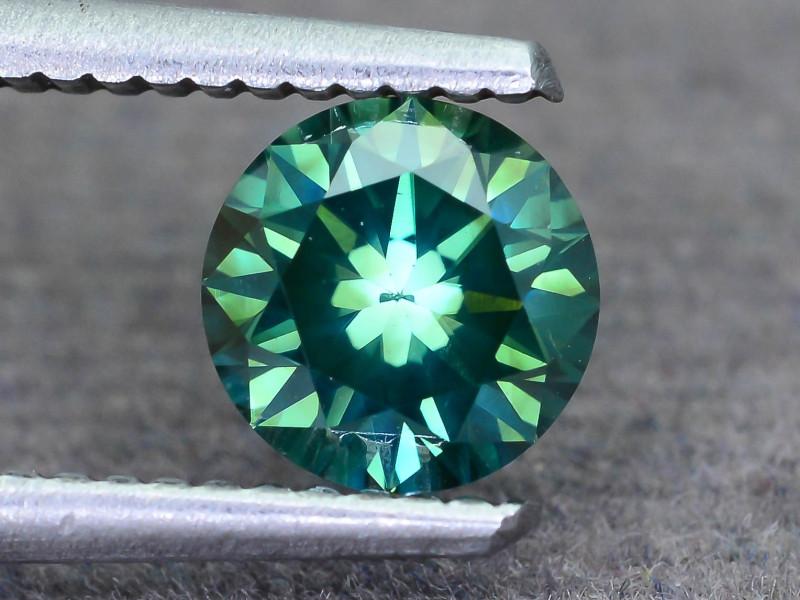 1.06 ct Diamond Blueish Green SKU-22