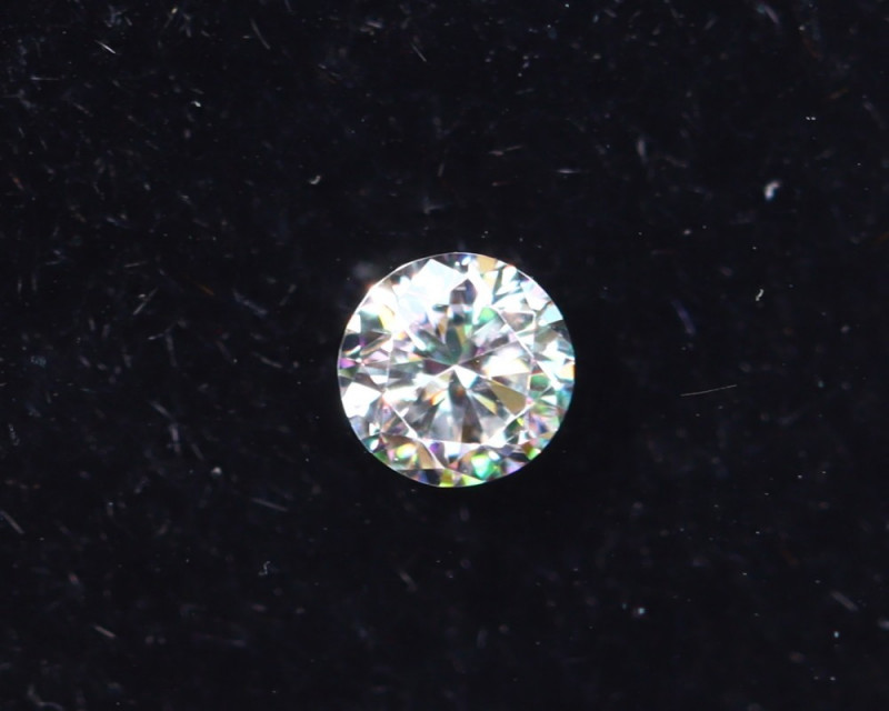 2.0mm D-F Brilliant Round VS Loose Diamond 1pcs