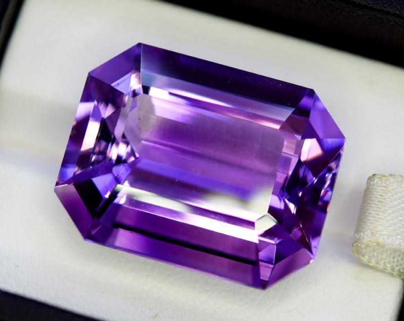 Amethyst, 35.85 Cts Natural Top Color & Cut Amethyst Gemstones