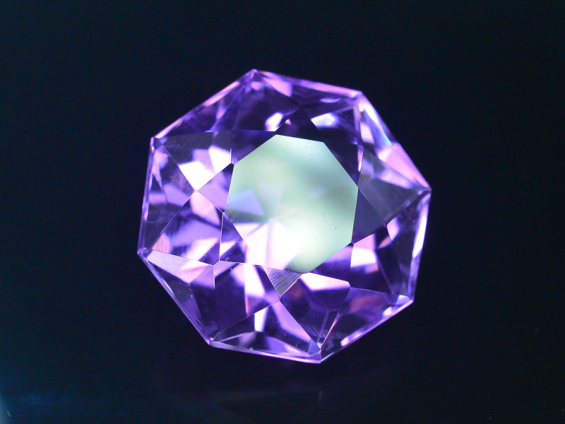 AAA Cut & Color 12.95 ct Untreated Amethyst ~ K