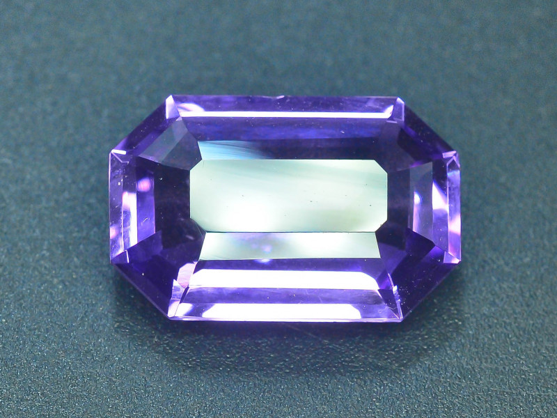 AAA Cut & Color 5.55 ct Untreated Amethyst ~ K