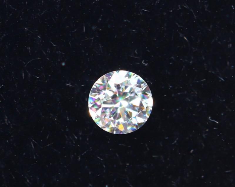 2.1mm D-F Brilliant Round VS Loose Diamond 1pcs / B