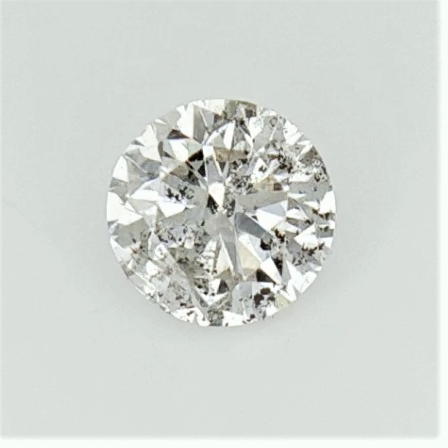 0.293 ct , Round Diamonds , Light Color Diamonds , salt and pepper diamonds