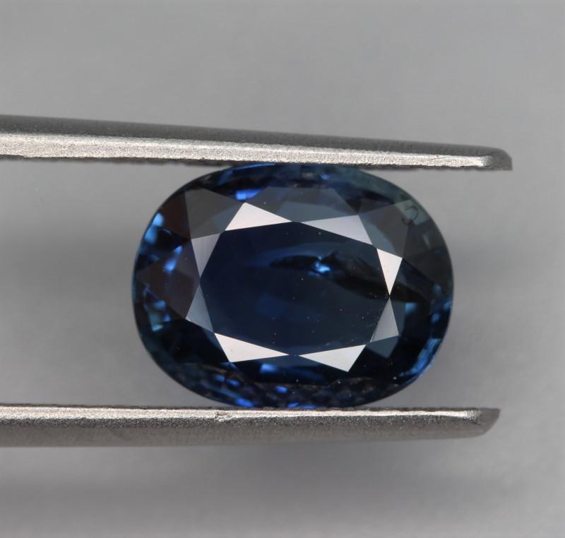 AIG Certified  2.70 Carats Sapphire Gemstone