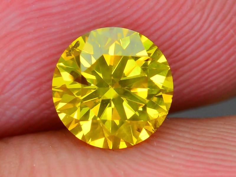 AAA Grade 1.01 ct Yellow Diamond SKU-24
