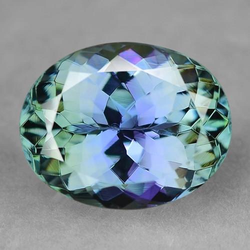 Tanzanite 1.08 Cts  rare Blue Color Natural Gemstone