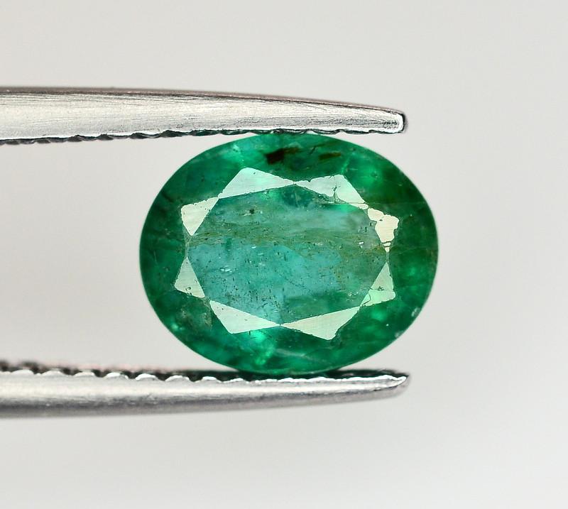 1.85 Ct Brilliant Color Natural Zambian Emerald