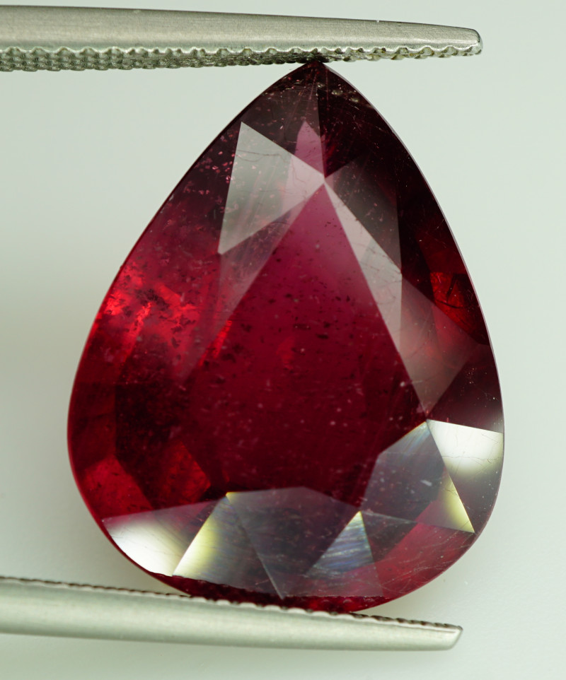 18.30  Cts. Top Quality Blood Red Natural Ruby Madagascar Gem