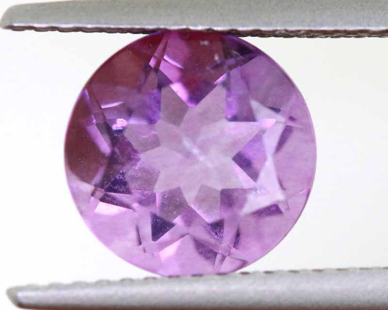 3.33CTS BRAZILIAN FLUORITE FACETED STONE  CG-2899