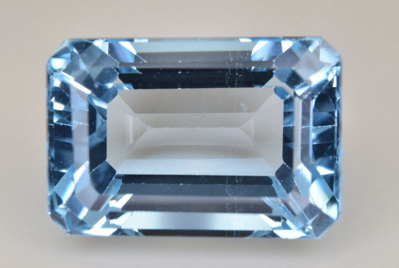 Natural Blue Topaz  16.43 Cts Top Quality Gemstone