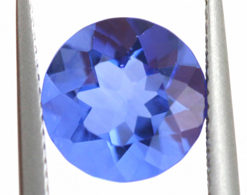 4.53 CTS BRAZILIAN FLUORITE FACETED STONE  CG-2914