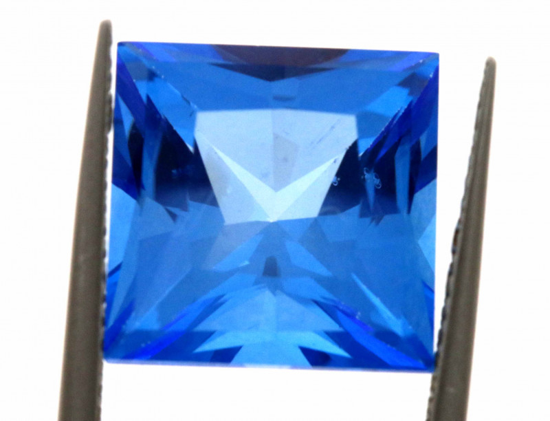 11.20-CTS  SWISS BLUE TOPAZ FACETED GEMSTONE  CG-2918