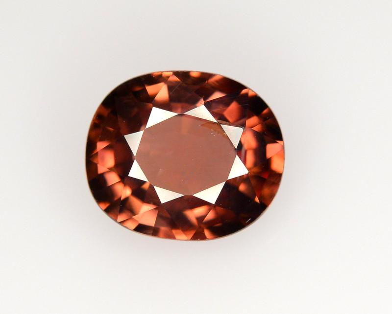 3.65 Ct Superb Color Natural Zircon