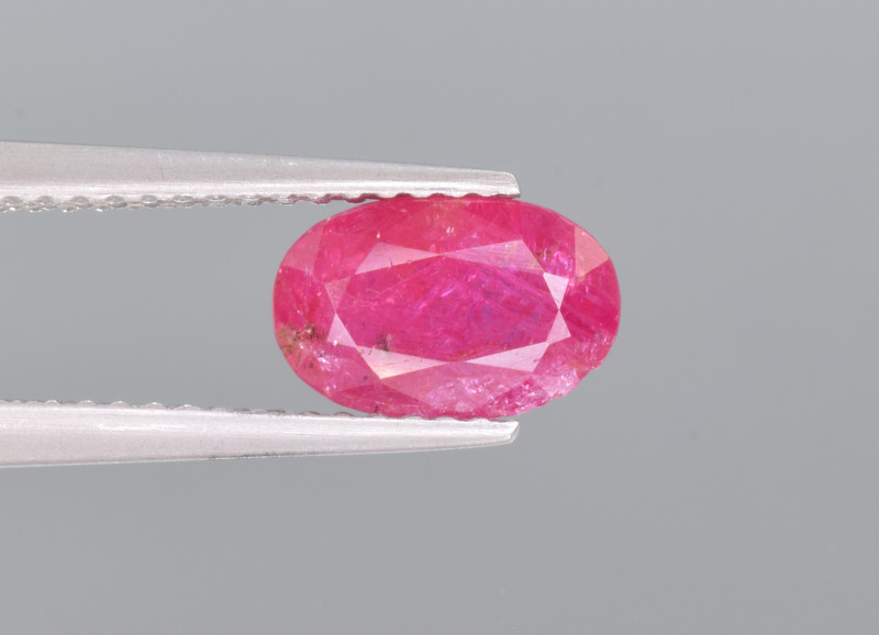 Natural ruby 1.74 Cts Top Quality from Afghanistan