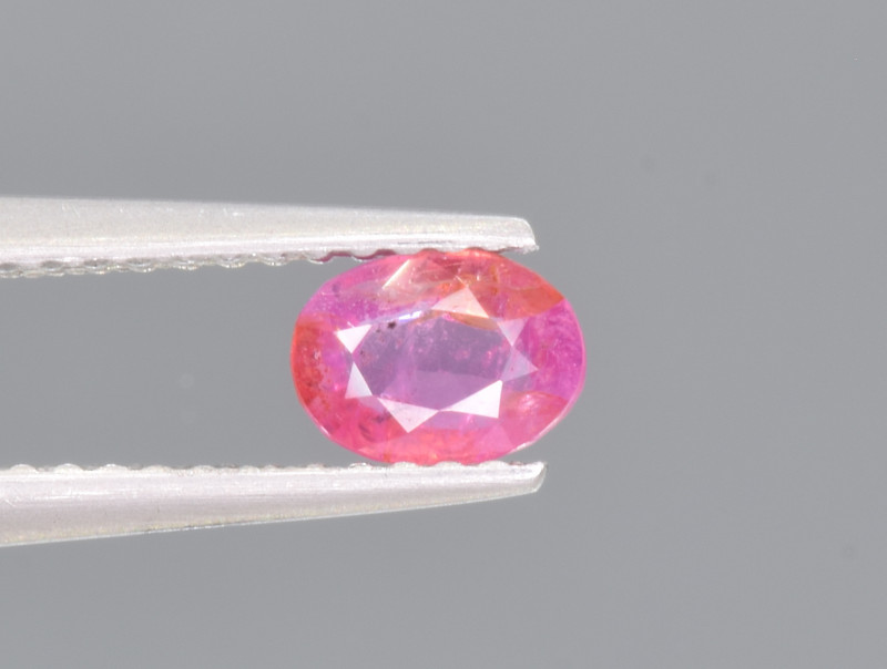 Natural ruby 0.55 Cts Top Quality from Afghanistan