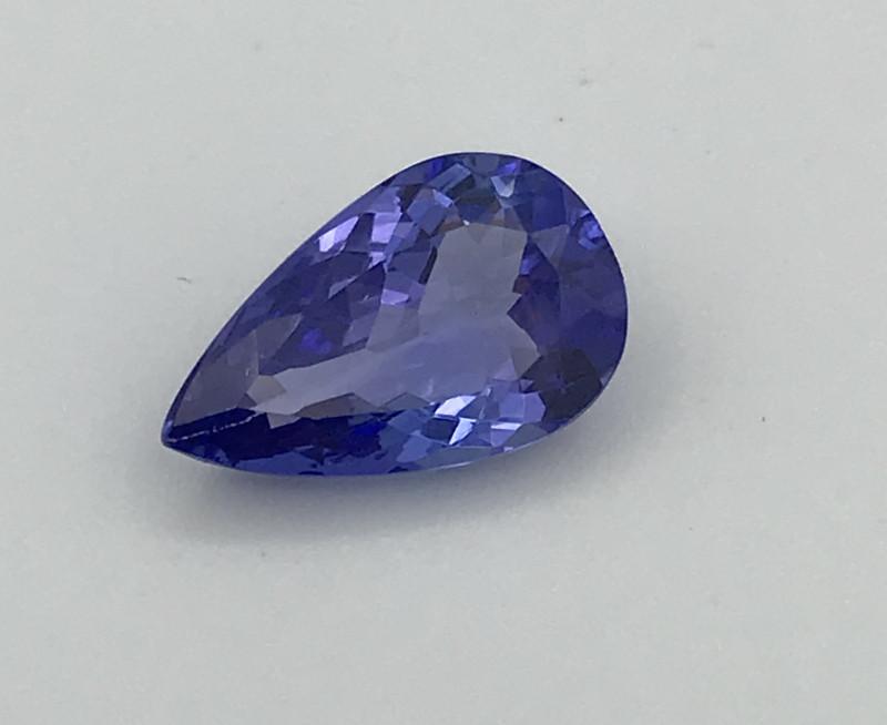 Tanzanite 4.83Ct Natural VVS Violet Blue Tanzanite VJ011