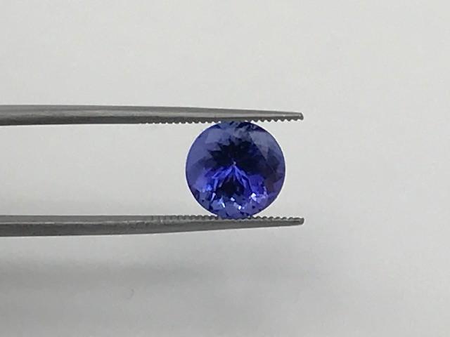 Tanzanite 3.54Ct Natural VVS Violet Blue Tanzanite VJ021