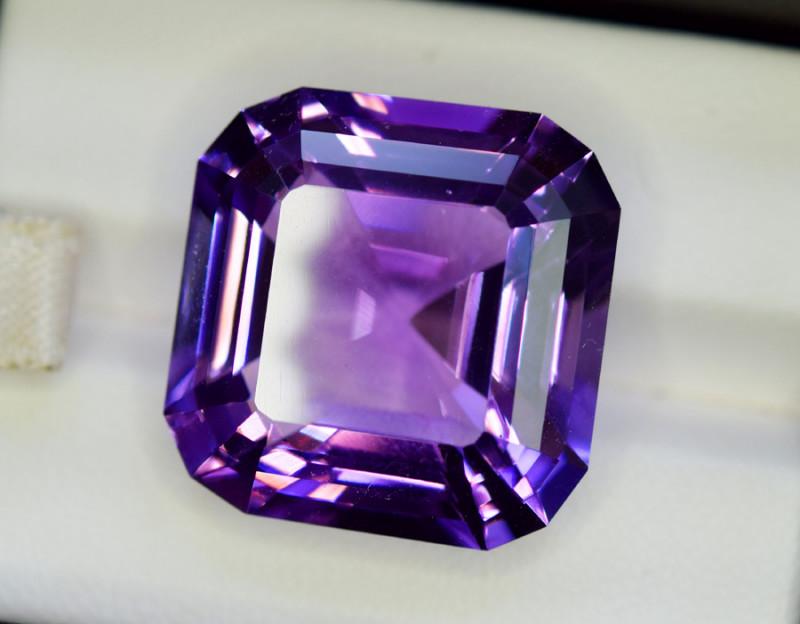 Amethyst, 29.55 Cts Natural Top Color & Cut Amethyst Gemstones