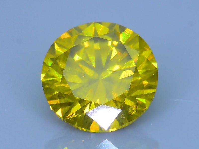 AAA Grade 1.0 ct Yellow Diamond SKU-24