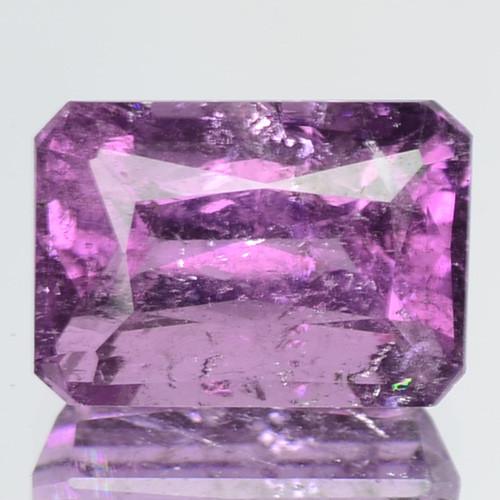 2.27 Cts Amazing Rare Purple Amethyst  Loose Gemstone