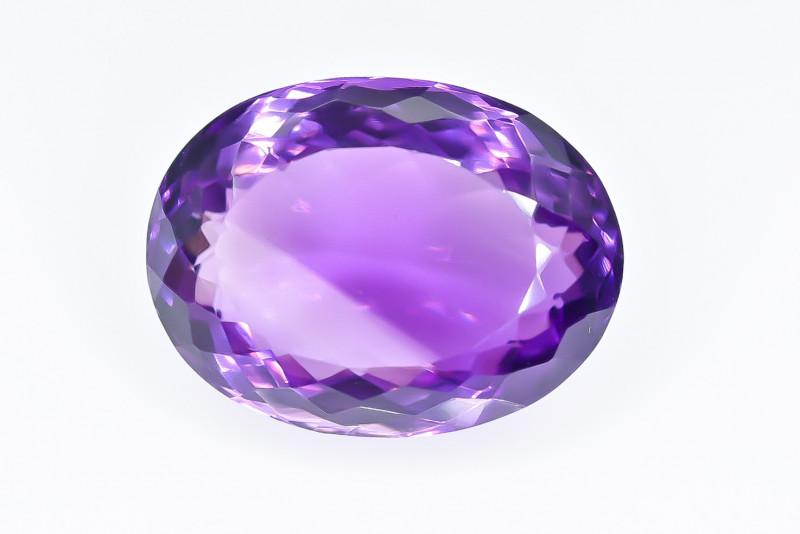 14.70 Crt Amethyst Faceted Gemstone (Rk-28)