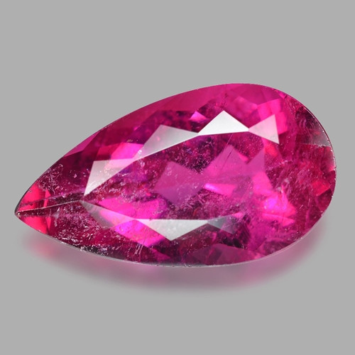 5.33 Cts Un Heated Pink Color Natural Rubellite  Loose Gemstone